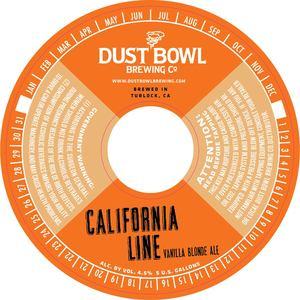 California Line Vanilla Blonde Ale