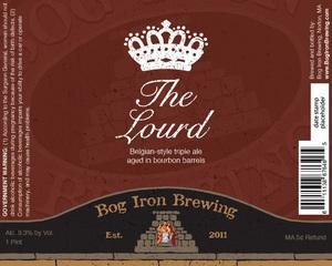 Bog Iron Brewing Lourd Bourbon Barrel Aged