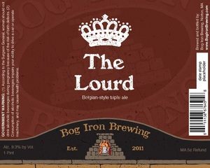 Bog Iron Brewing Lourd