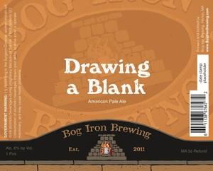 Bog Iron Brewing Drawing A Blank