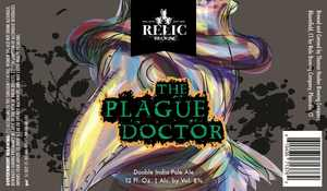 Relic Brewing The Plague Doctor