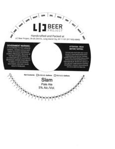 Image result for LIC BEER PROJECT SLAM