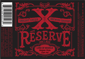 Xreserve Lord Of Misrule Ale