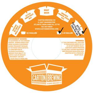Carton Brewing Co. 07701