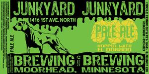 Junkyard Brewing Company Pale Ale