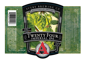 Avery Brewing Co. Twenty Four