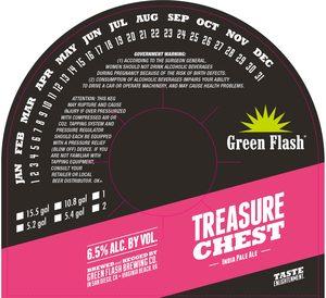 Green Flash Brewing Company Treasure Chest