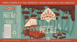 Summit Brewing Company Belgian-style Pale Ale