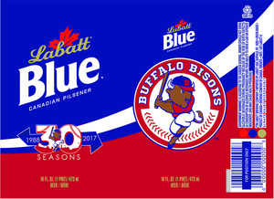 Labatt Blue Buffalo Bisons
