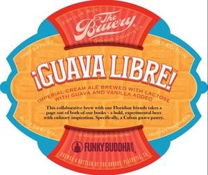 The Bruery ¡guava Libre!