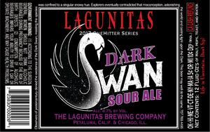 The Lagunitas Brewing Comany Dark Swan