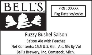 Bell's Fuzzy Bushel Saison