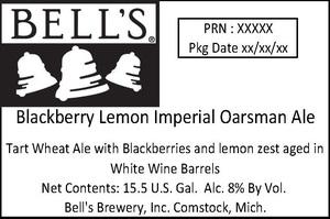 Bell's Blackberry Lemon Imperial Oarsman