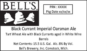 Bell's Black Currant Imperial Oarsman