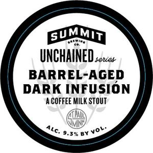 Summit Brewing Company Barrel-aged Dark Infusion