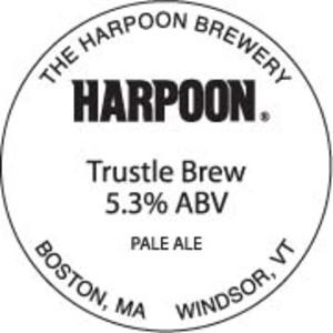 Harpoon Trustle Brew