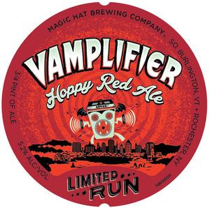 Magic Hat Vamplifier Hoppy Red Ale
