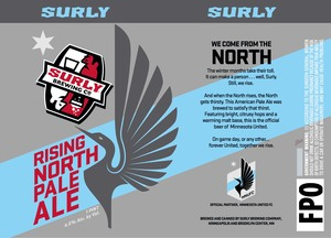 Surly Rising North Pale Ale