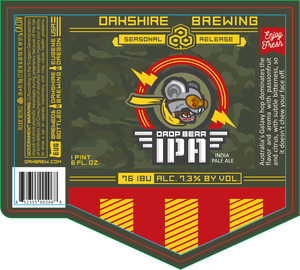 Drop Bear Ipa India Pale Ale