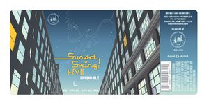 Five Boroughs Brewing Co. Sunset Swing Xvii