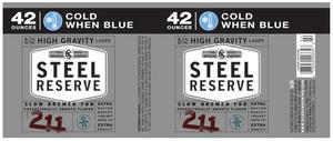 Steel Reserve 211 April 2017