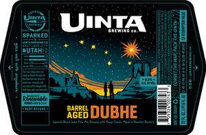 Uinta Brewing Company Dubhe Barrel Aged
