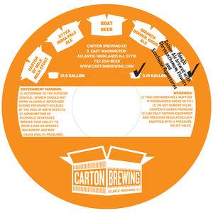 Carton Brewing Co. HÁngjÚ