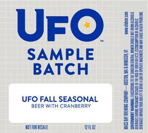 Ufo Fall Seasonal