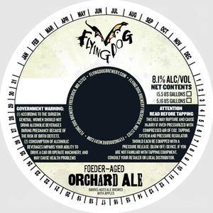 Flying Dog Foeder-aged Orchard Ale