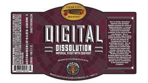 Cigar City Brewing Digital Dissolution