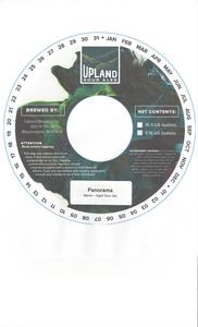 Upland Brewing Company Panorama