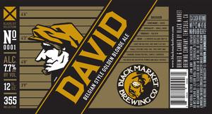 Black Market Brewing Co David