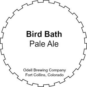 Odell Brewing Company Bird Bath Pale Ale