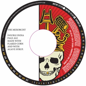 Three Floyds Brewing The Mexorcist
