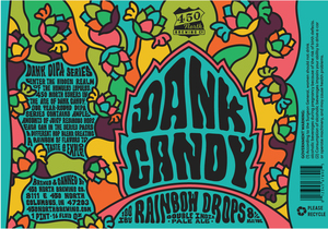 450 North Brewing Co Dank Candy Rainbow Drops