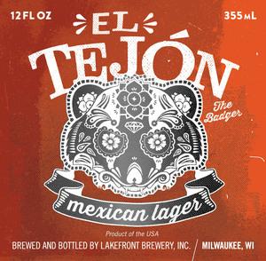 Lakefront Brewery El Tejon