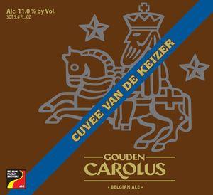 Gouden Carolus Cuvee Van De Keizer