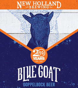 New Holland Brewing Company Blue Goat