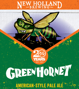 New Holland Brewing Company Green Hornet