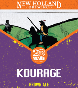 New Holland Brewing Company Kourage
