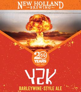 New Holland Brewing Company Y2k