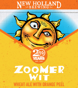 New Holland Brewing Company Zoomer Wit