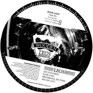 Wooden Legs Brewing Company Brookings South Dakota 57006 Beer