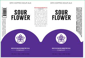 Henniker Brewing Company Sour Flower