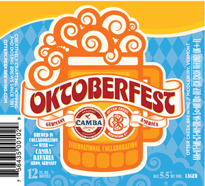 Otter Creek Brewing Oktoberfest