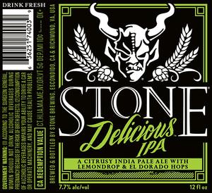 Stone Delicious Ipa