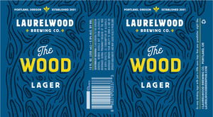 Laurelwood Brewing Co. The Wood Lager