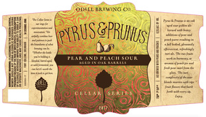 Odell Brewing Company Pyrus And Prunus
