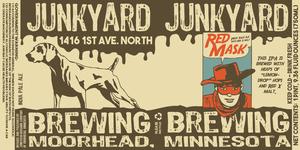 Junkyard Brewing Company LLC Red Mask