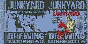 Junkyard Brewing Company LLC Saskatooner